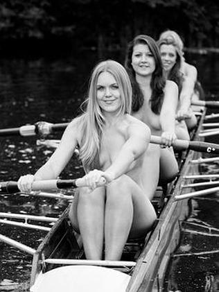 The University of Warwick rowers' nude calendar was banned by Facebook.