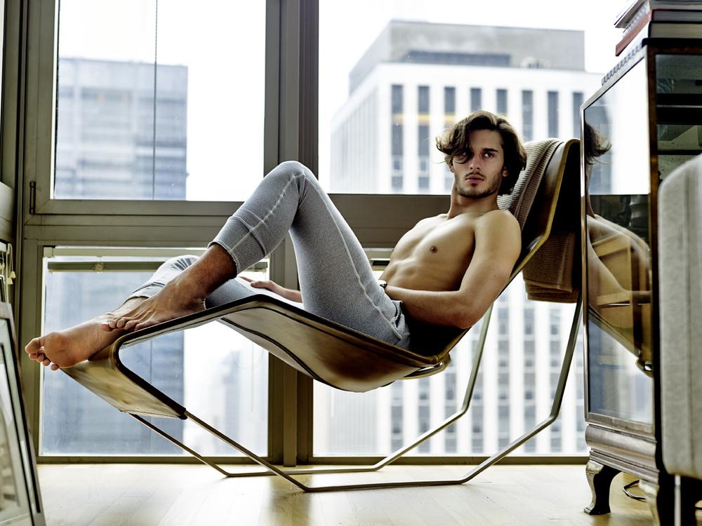 Eric Bryant, Ford Models