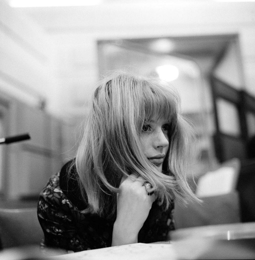 Marianne Recording, 1964, Decca West Hempstead London