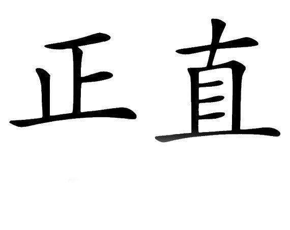 Chinese Symbol Integrity