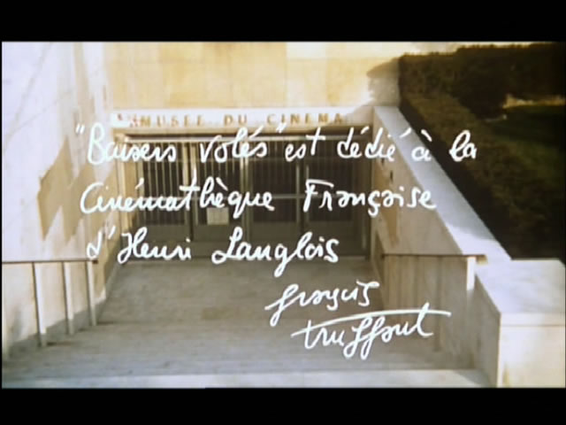 Truffaut's 'Baisers volés' (1968)
